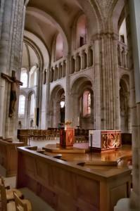 abbaye romane