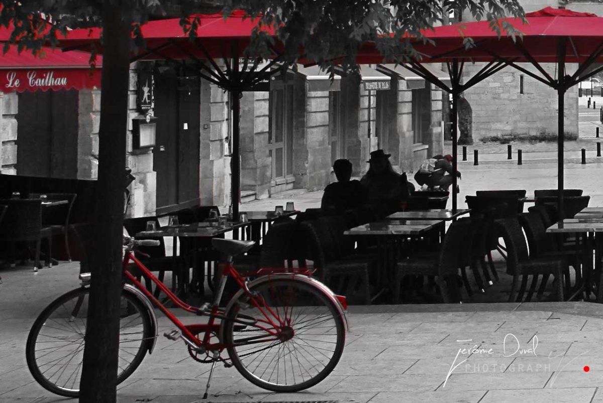 Terrasse à Bordeaux