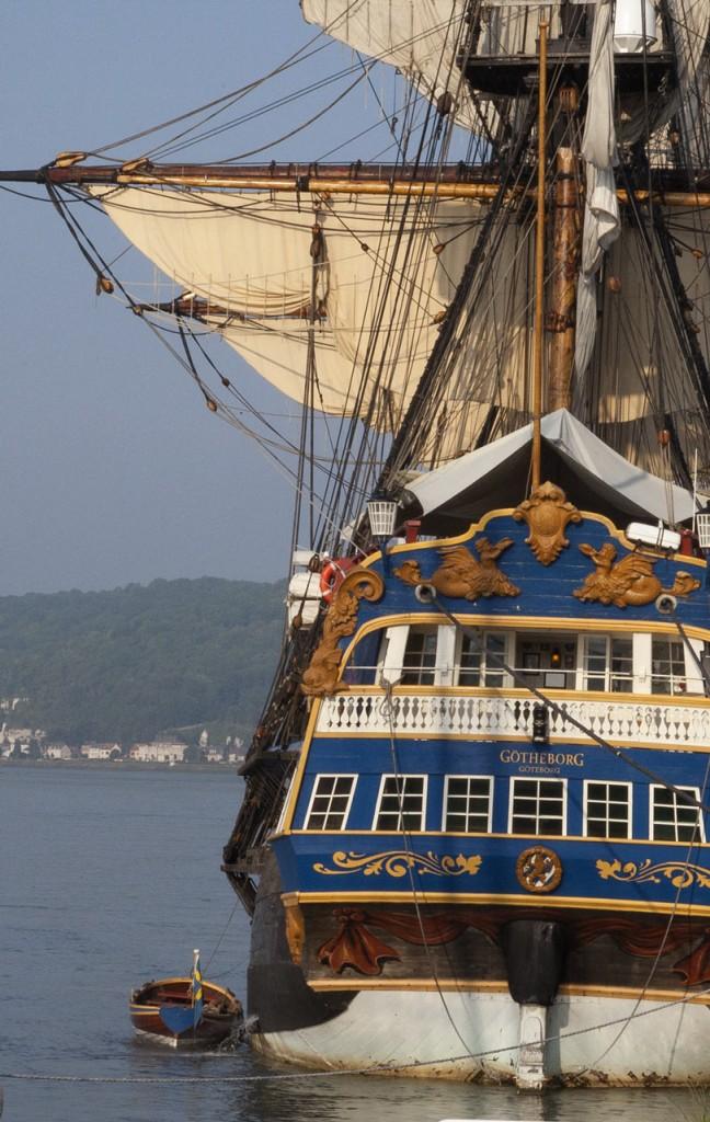 des bateaux de légendes