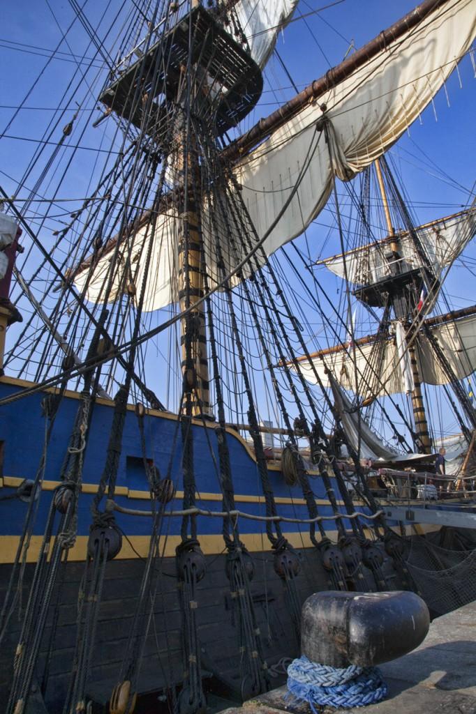 bateau corsaire