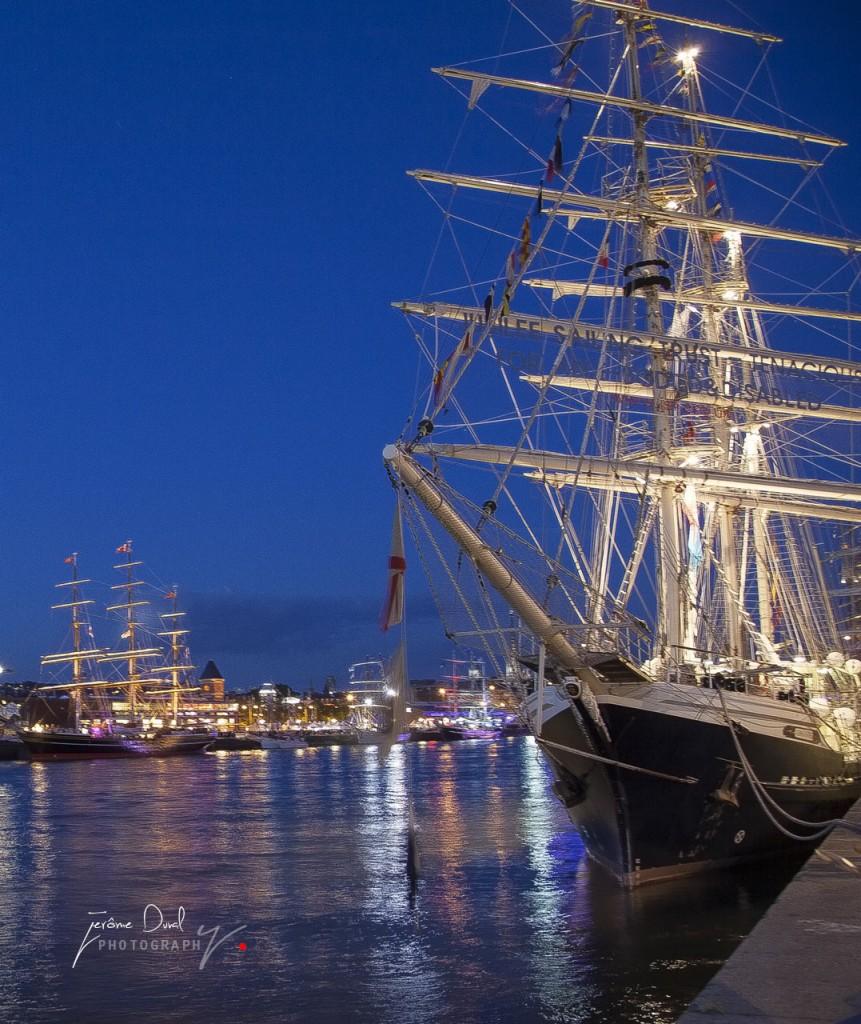 beua voilier de nuit armada