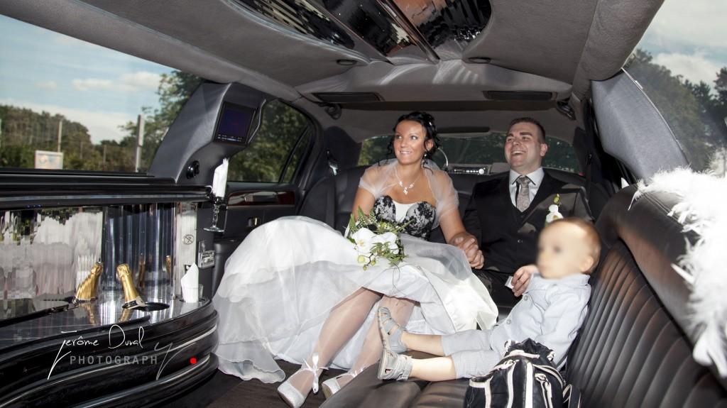 mariage limousine 1