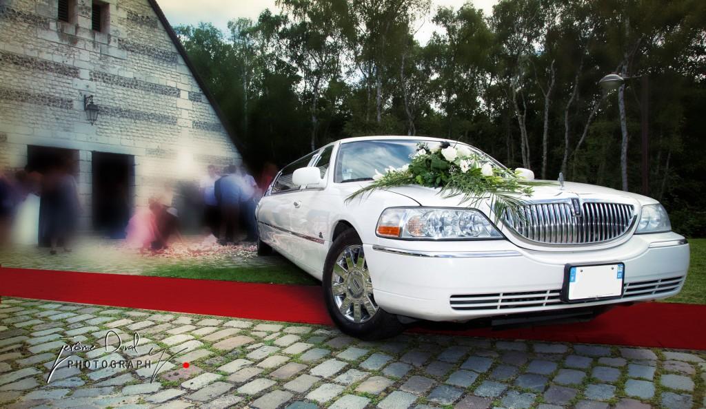limousine tapis rouge