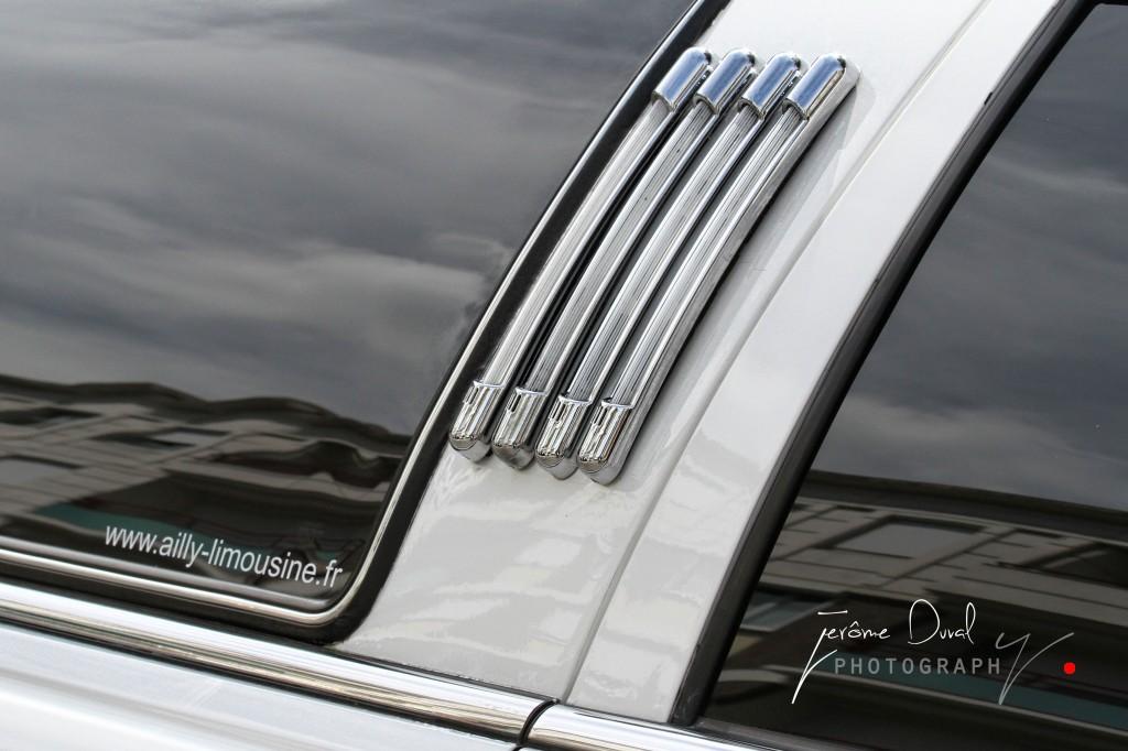 détail limousine