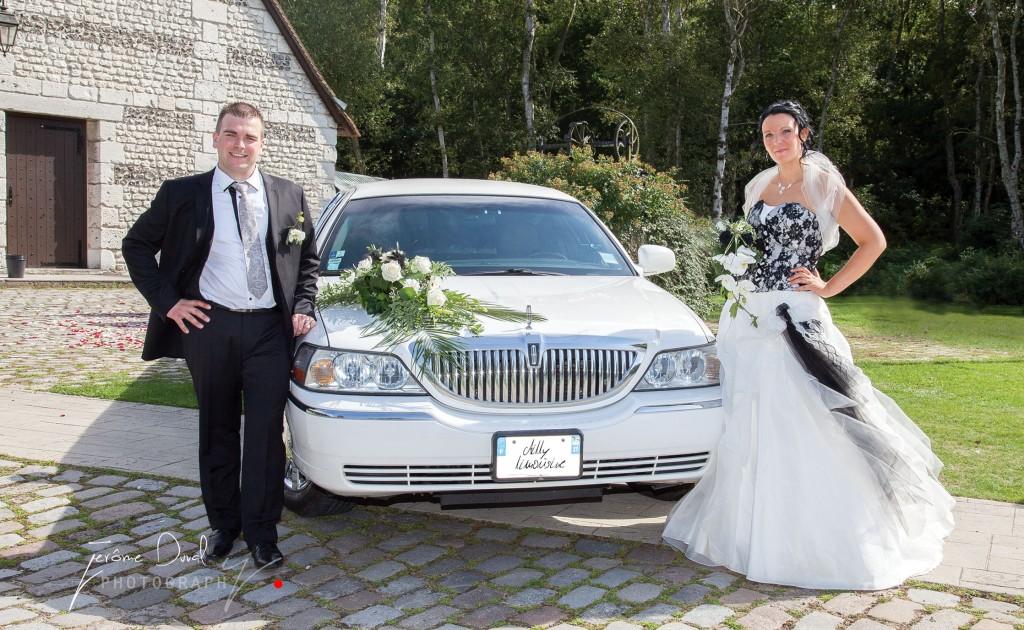 mariés limousine 1