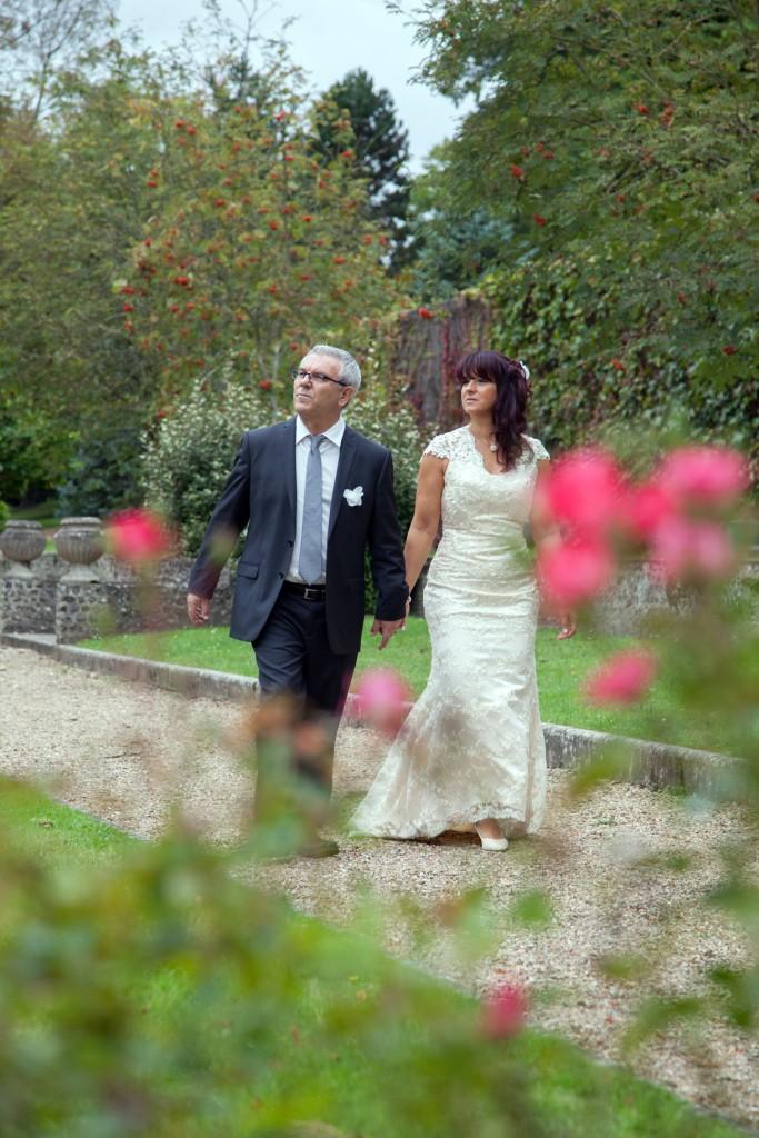 mariage chateau de oissel