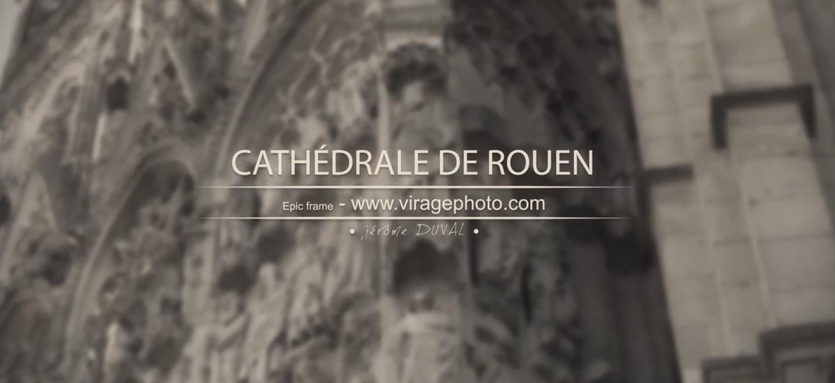 Les voûtes de la cathédrale de Rouen